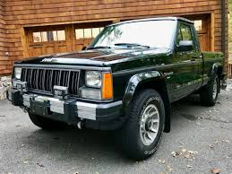 jeep renegade comanche pickup concept this 1988 jeep comanche on craigslist might be the cleanest one in