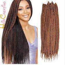 crochet braiding hair for sale free shipping 24 inch 3s box braid hair crochet braids synthetic