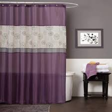 country bathroom shower curtains curtains gray and purple shower curtain curtains urevoo com