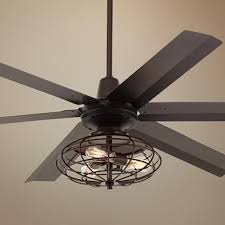 Caged Ceiling Fan With Light 32 Best Fan Images On Pinterest Ceilings Ceiling Fans And