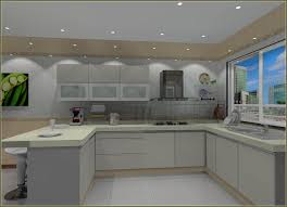 different types of kitchen designs