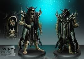 four horsemen of the apocalypse death by orochi spawn on deviantart