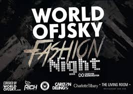 bury fashionista jsky will host his annual fashion night at the
