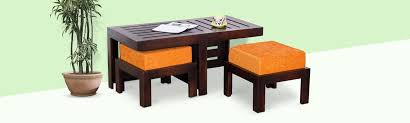 Living Room Furniture  Buy Living Room Furniture Online At Low - Table and chairs for living room
