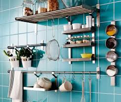 inexpensive kitchen shelving ideas elevated thinking wire