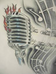 mic tattoo detail by sillysammy on deviantart