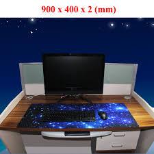 lip rubber mouse pad xl large gaming mousepad keyboard mice