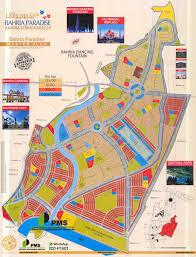 Central Park Zoo Map Bahria Paradise Full Map Bahria Town Karachi Bahria Town Help