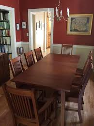 mission style dining room furniture 108 best craftsman dining rooms images on pinterest craftsman