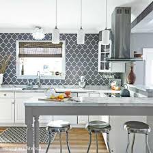 kitchen stencil ideas 18 best stenciled kitchens images on cutting edge