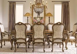 lacks aria 9 pc dining room set