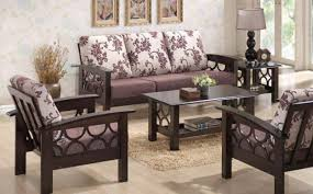 Buy Wooden Sofa Set From My Home Furniture Berhampur India ID - My home furniture