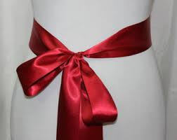 sash ribbon bridal sash etsy