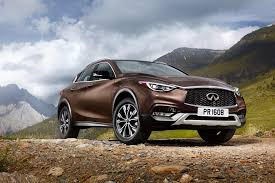 2017 infiniti qx30 priced from 30 945