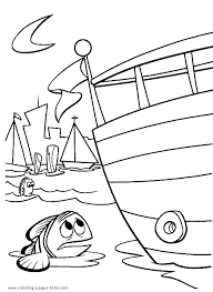 finding nemo coloring pages google søgning finding nemo