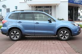 blue subaru 2017 2017 subaru forester 2 5i l s4 blue for sale in narellan