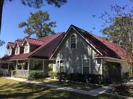 Metal Roof Homes Pictures by Metal Roofing Houston All Star Roof Systems