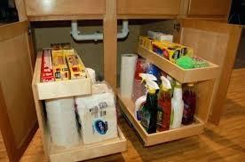 the kitchen sink storage ideas cabinet storage storage kitchen sink kitchen sink