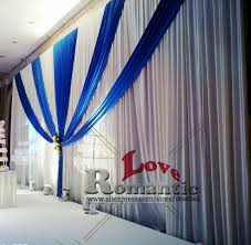 wedding backdrop prices compare prices on 3x6m wedding backdrop with swag online shopping