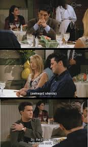 Chandler Meme - chandler talked about ebola virus before it was cool by