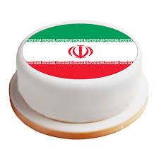 Portugal Flag Emoji Iran Iranischen Flagge 8 Vorgeschnittenen Runden