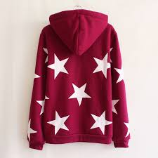 Cute Hoodies Stars Harajuku Fashion Online Store Powered By