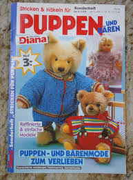 K He Bestellen Stricken U0026 Häkeln Für Puppen Und Bären Die Kleine Diana