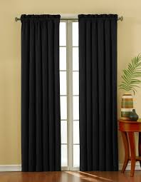 Curtain Design Ideas Decorating Decorations Simple Plain Black Curtain Design Ideas For Glass