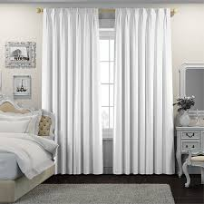 White Faux Silk Curtains White Curtains 2go White In Linen Faux Silk More