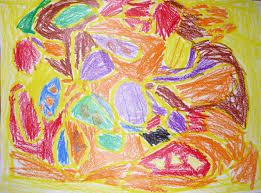 kindergarten art with mrs brown