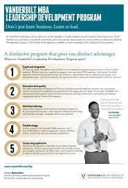 vanderbilt mba leadership development program brochure by