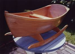 Free Woodworking Plans For Baby Cradle by Cradle Boats Woodenboat Magazine