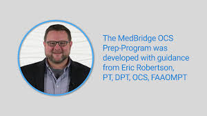 orthopedic certification ocs prep medbridge