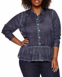 rayon blouse on sale now 61 a n a 3 4 sleeve rayon blouse plus