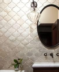 Bathroom Backsplash Tile Best 25 Arabesque Tile Ideas On Pinterest Arabesque Tile