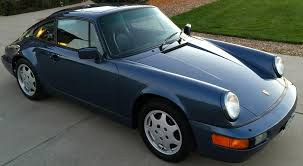 1990 porsche 911 carrera 2 1990 porsche 911 c2 w 23k miles original rennlist porsche