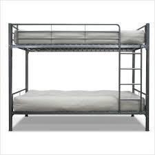 Brilliant Metal Twin Bunk Beds Shop Houzz Monarch Monarch - Steel bunk beds