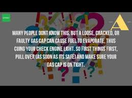 why does engine light come on why does the check engine light come on and off youtube