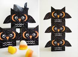 printable spooky owl treat box oh happy day bloglovin u0027
