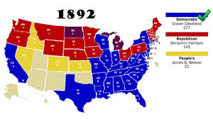 Map Of Election Results by Electoral College Map Animated Youtube