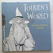 tolkiens u2013 colouring book u2013 chronically batgirl colours