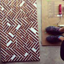Wooden Art Home Decorations Remodelaholic 25 Herringbone Projects For Your Home