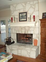 woodburning vs gas fireplace