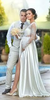 blog top 10 pregnant wedding dress photos