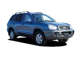 Hyundai Santa Fe 2004 Interior 2004 Hyundai Santa Fe Review U0026 Ratings Automotive Com