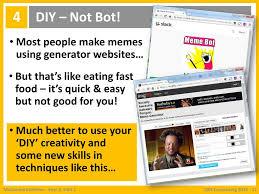 Websites To Make Memes - why make multimedia memes ppt download