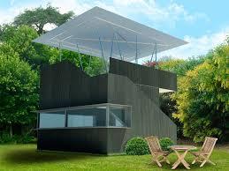 bureau de jardin design stunning chalet de jardin permis de construire pictures design