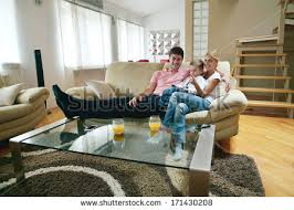 Modern Family Room Stock Images RoyaltyFree Images  Vectors - Fun family room