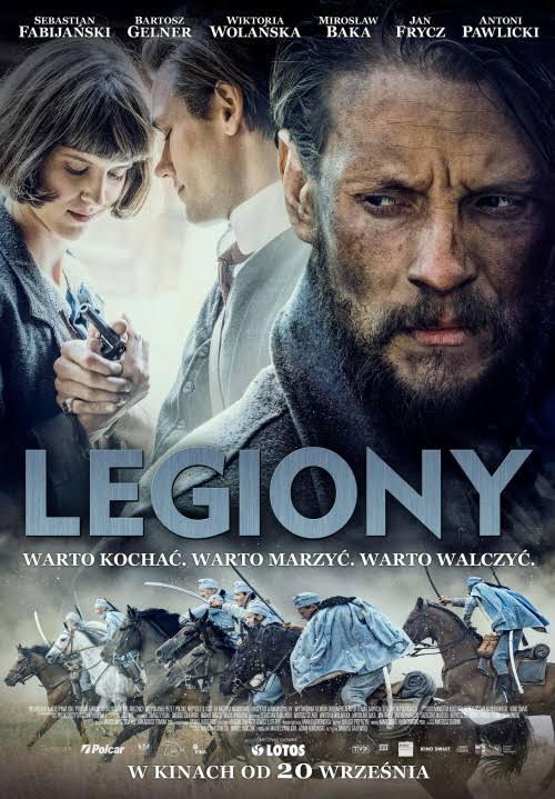 Znalezione obrazy dla zapytania legiony film