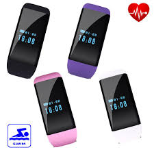 heart monitor bracelet iphone images Waterproof smart bracelet d21 bluetooth smartwatch with heart rate jpg